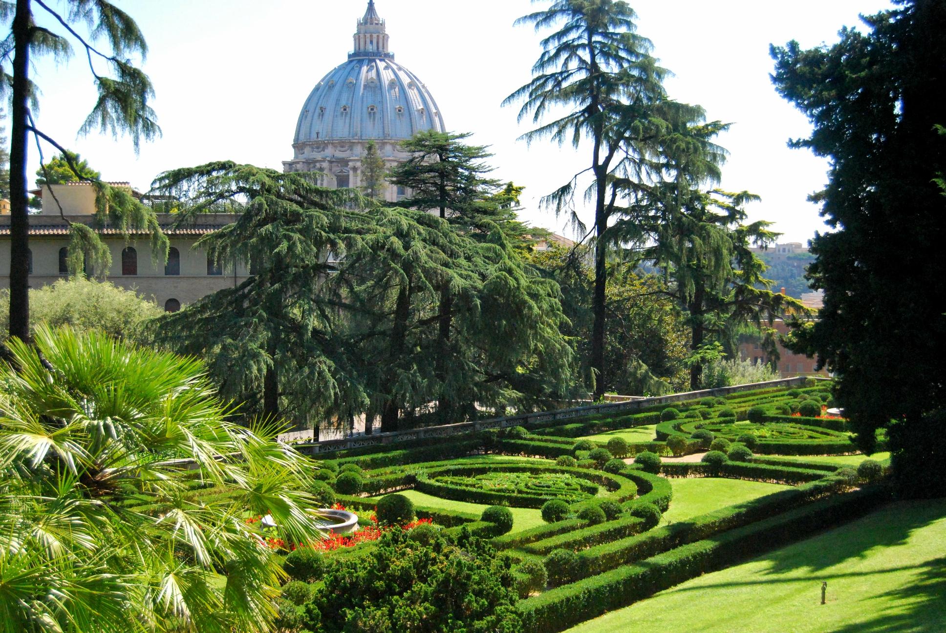 Сады, парки, виллы и дворцы Италии