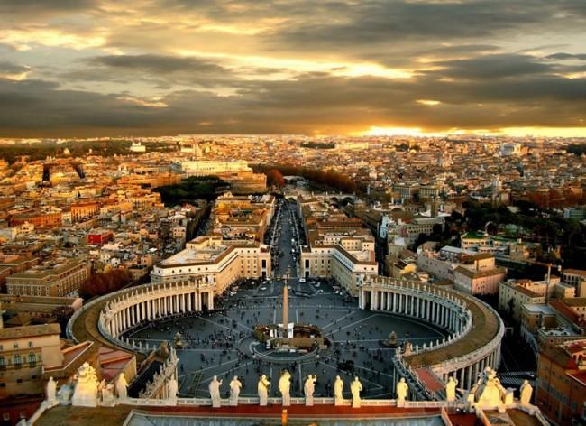 Ватикан – столица христианства