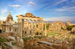 Рим – истинная столица мира