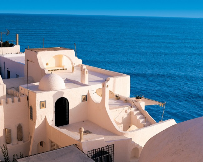 Тунис – уникальное соединение античности и ислама