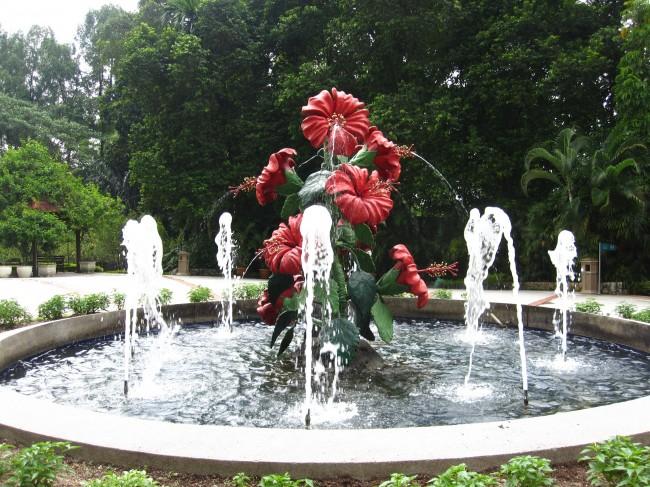 Куала-Лумпур – город-сад