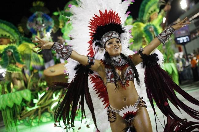 Рио-де-Жанейро – город-праздник