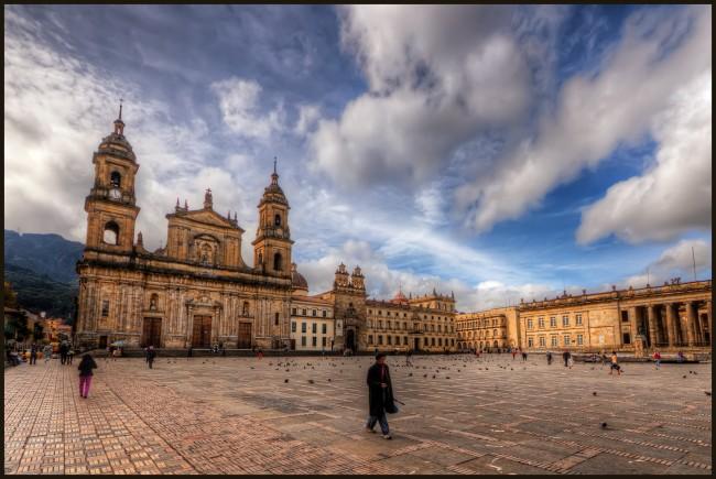 Богота – концентрация колумбийских традиций