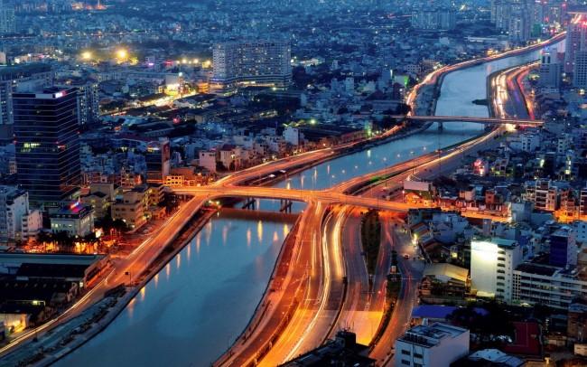 Хошимин – мегаполис в движении