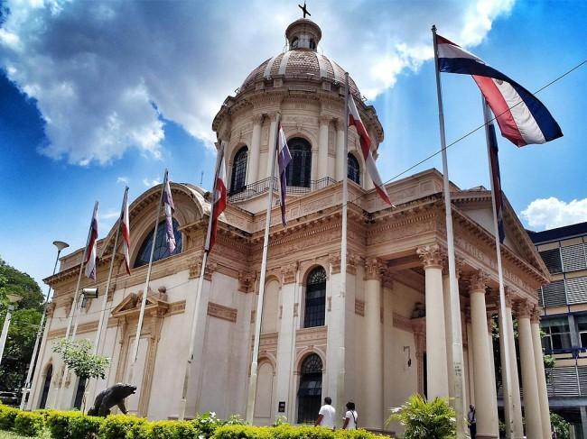 Асунсьон – город, хранящий память