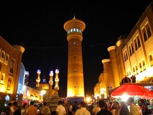 Урумчи – город живописных пасторалей