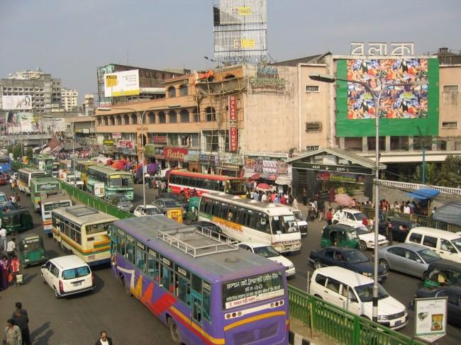 Дакка – всемирная столица рикш