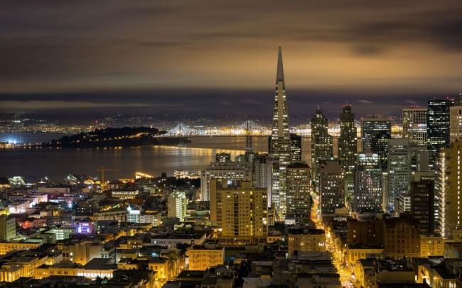 Сан-Франциско – жемчужина западного побережья