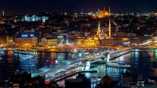 Стамбул – город на двух континентах