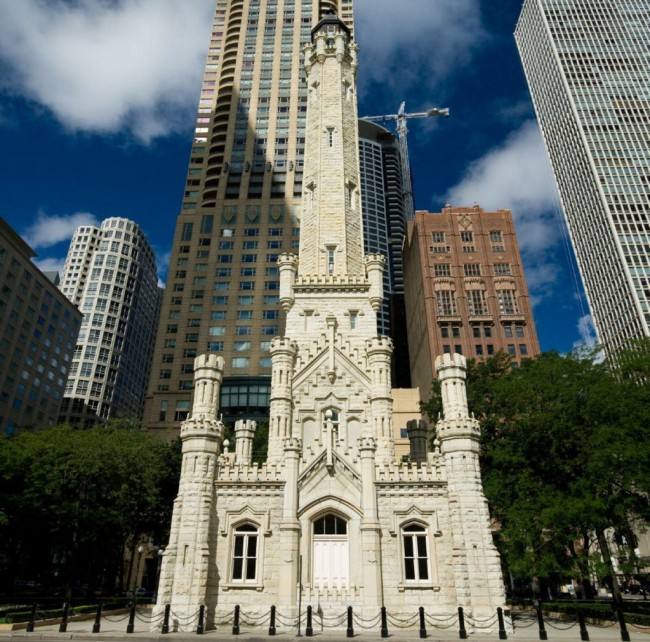 Чикаго – город ветров