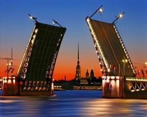 Санкт-Петербург – культурная столица России