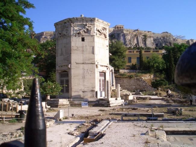 Афины – город богов и солнца