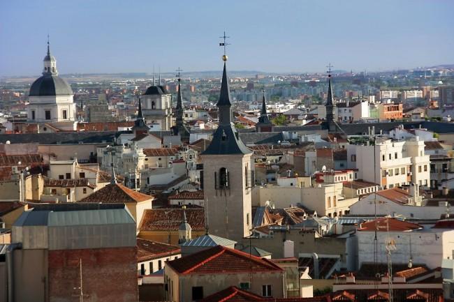 Мадрид – европейский ночной тусовочный город