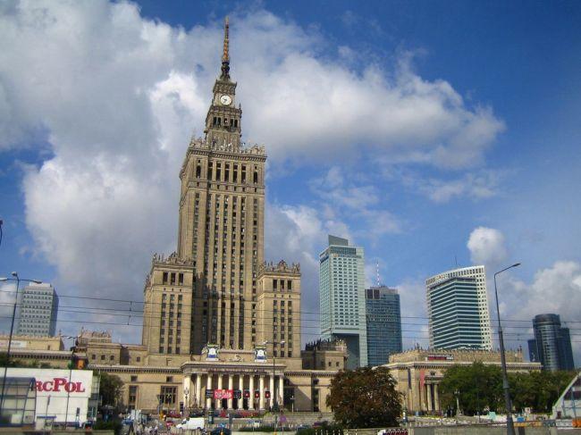 Варшава – воплощение духа молодости