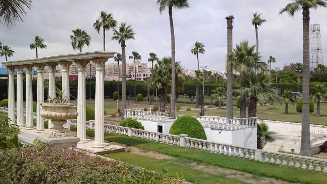 Александрия – африканский город музеев, парков и пляжей