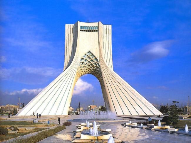 Тегеран – сердце Ирана