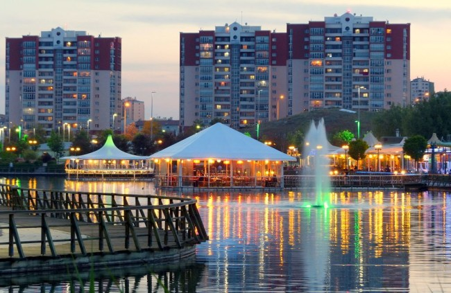 Анкара – солнечный город