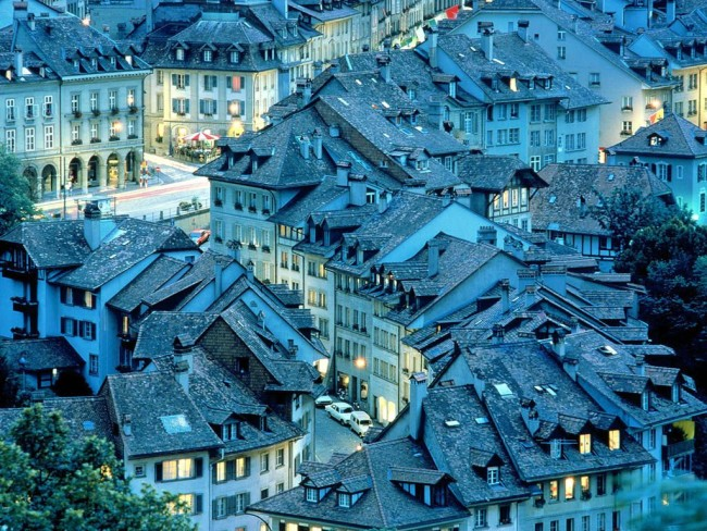 Берн – настоящая столица музеев