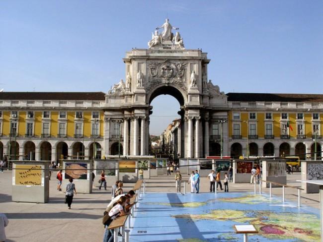 Лиссабон – жемчужина Португалии