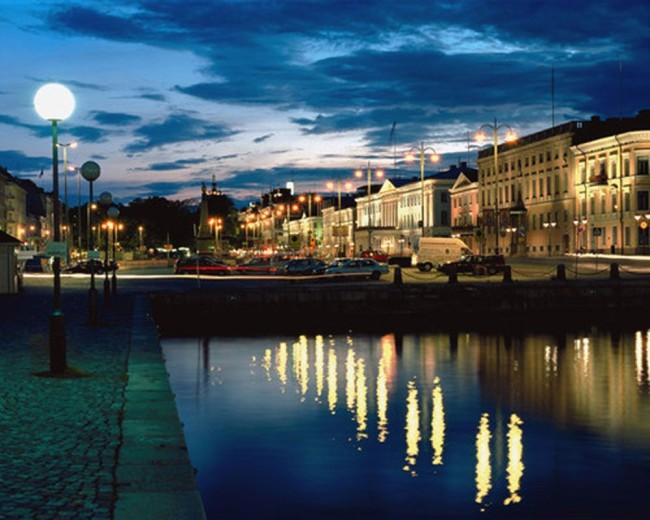 Хельсинки – наиболее уютный город в Европе