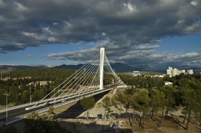 Подгорица – самая солнечная европейская столица