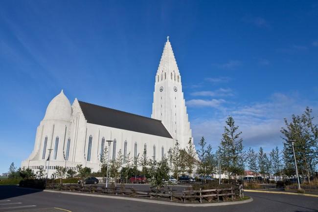 Рейкьявик – «дымящаяся бухта» Исландии