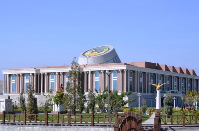 Душанбе – самый солнечный город-сад