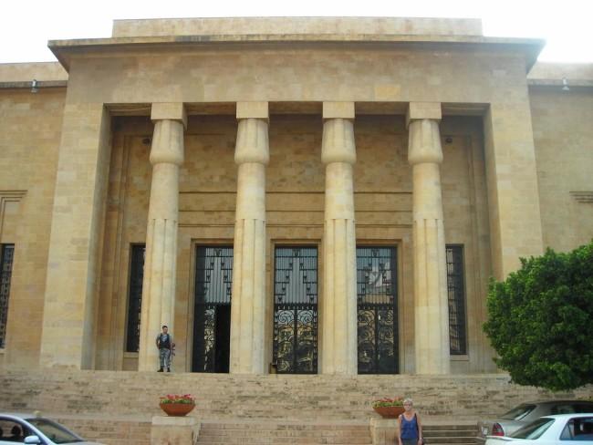Бейрут – город-феникс