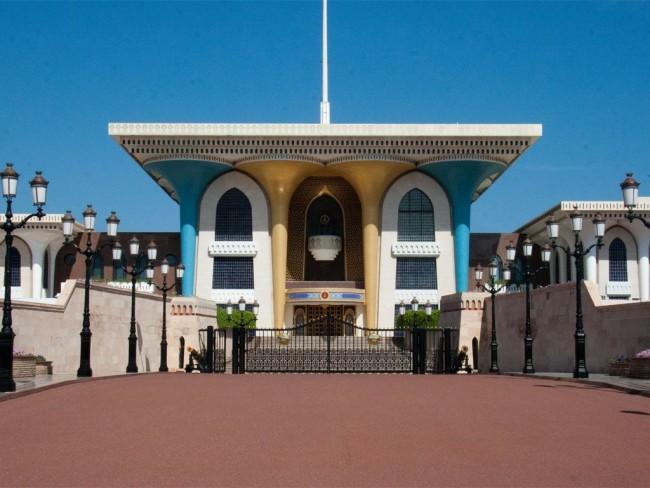 Маскат – город-оазис