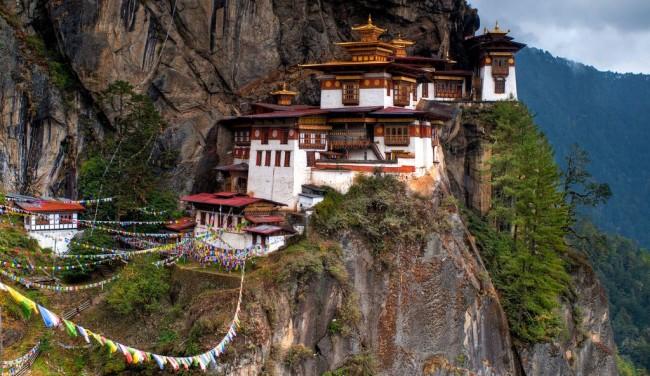 Тхимпху - самая необычная столица мира