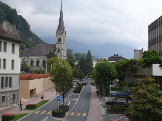 Вадуц – жемчужина Альпийских гор