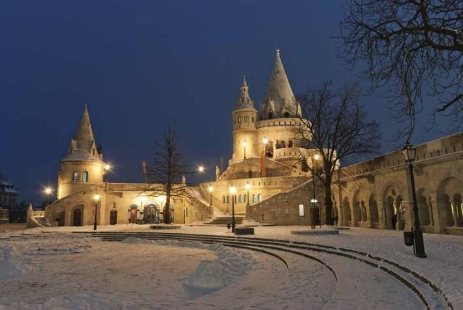 Будапешт - город термальных источников