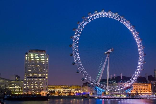 Лондон – город туманов и дождей