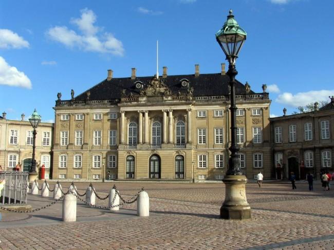 Копенгаген – город сказок