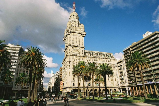 Монтевидео – зеленый «город-сад»