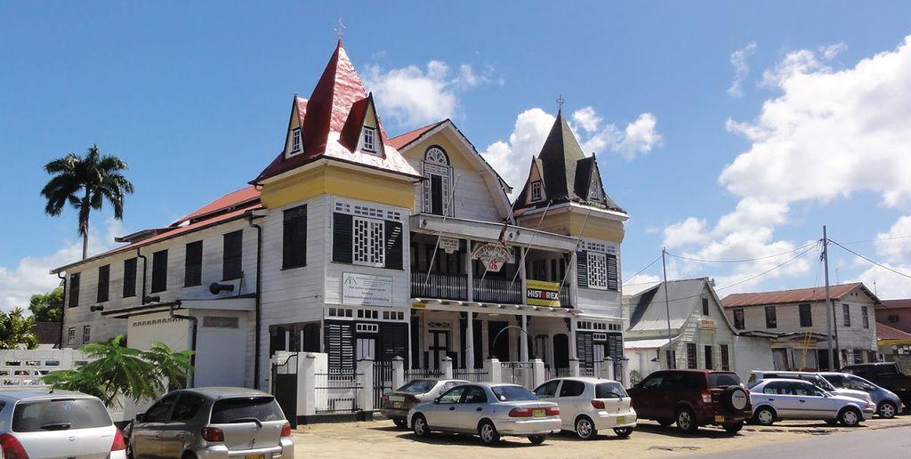 Парамарибо