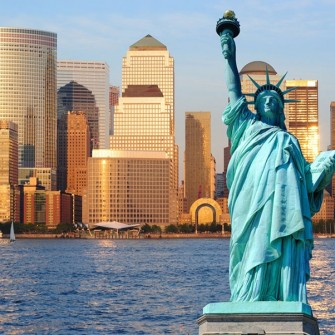 Нью-Йорк – главные ворота США