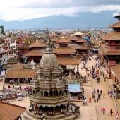Катманду – город, объединяющий многовековые традиции