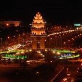 Пномпень – город, в котором прошлое встречается с будущим