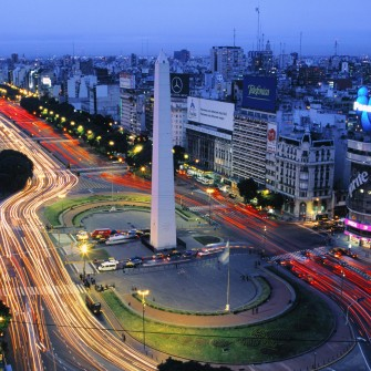 Буэнос-Айрес – колыбель танго и футбола
