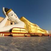 Янгон – самая красивая столица в Юго-Восточной Азии