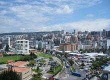 Кито – город без небоскребов