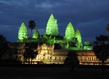 Ангкор – родина Маугли и Лары Крофт