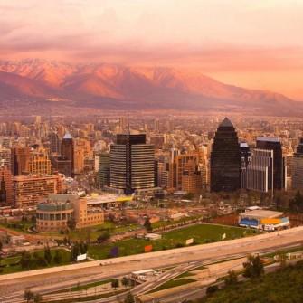 Сантьяго – удивительный горный город