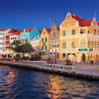 Виллемстад – легенда Карибского моря