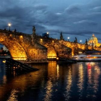 Прага – сердце Европы