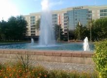 Бишкек – зеленый город